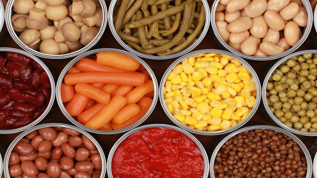 Armazenamento de produtos alimentares: boas práticas
