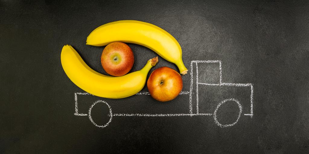Transporte de produtos alimentares – boas práticas