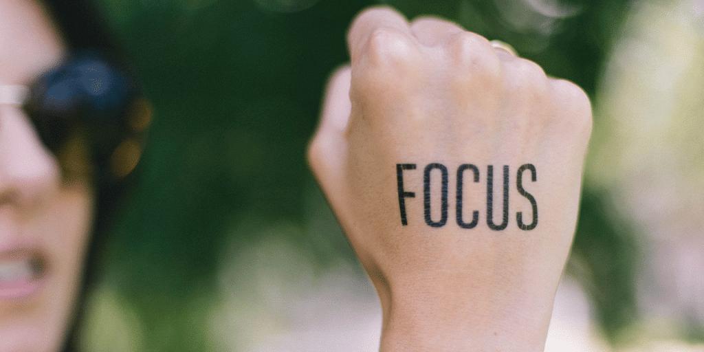 Mantenha o Foco no seu objetivo: estratégias práticas