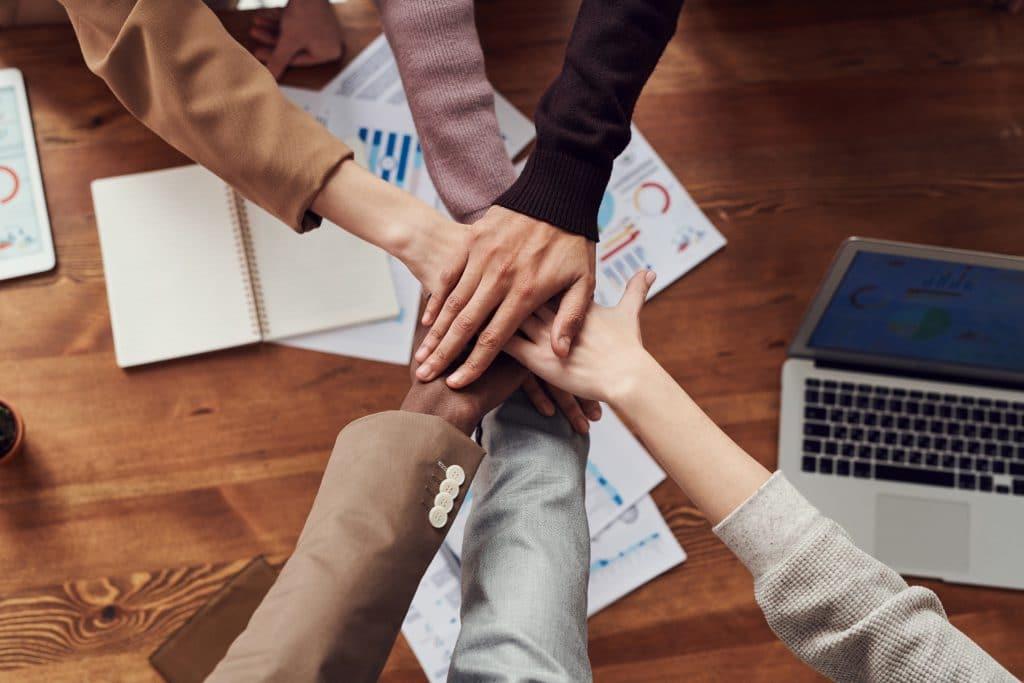Auditoria de cliente: trabalho em equipa