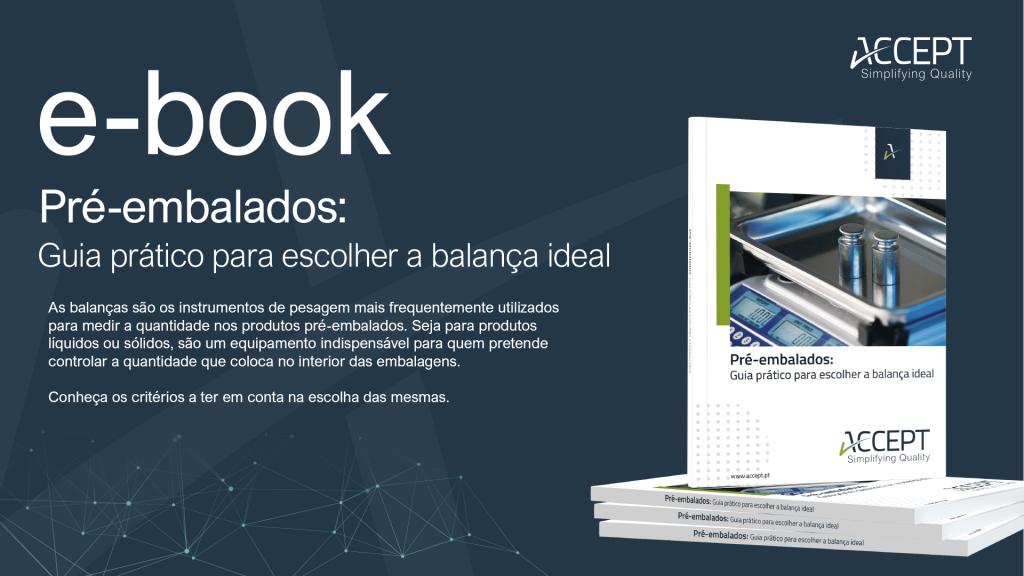 E-book Pré-embalados: guia prático para escolher a balança ideal